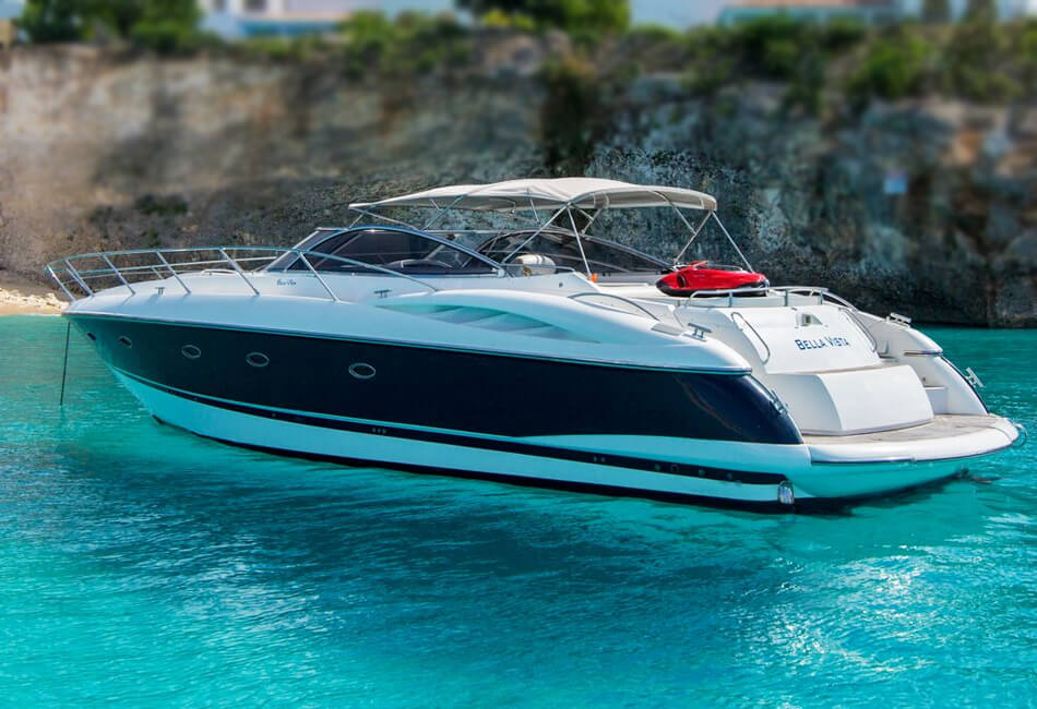 50 ft SunSeeker Camargue 52